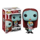 A Nightmare before Xmas Sally with Nightshade Pop! Vinyl Figure